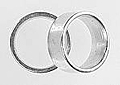 1268 O-Ring Reefing Ring